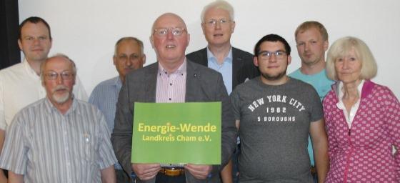 Energie Wende Landkreis Cham-ABIS- Johann Christl