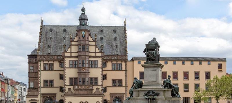 Schweinfurt Marktplatz ABSI